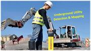 Underground Utility Detection & Mapping