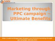 Marketing through PPC campaign-01-March