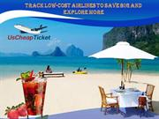 Track Low-Cost Airlines to Save Big and Explore More