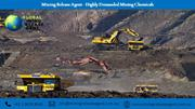 Mining Release Agent - Highly Demanded Mining Chemicals
