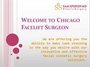 Our top facelift surgeons are providing top facelift operation: