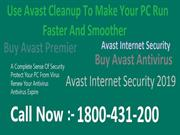 Use Avast Cleanup To Make Your PC Run Faster And Smoother
