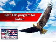 BEST EB5 program for Indian, USA Investor Visa – Shoora EB-5
