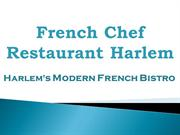 French Chef Restaurant Harlem - RDVNYC.COM