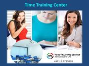 Join Time Training Center for Thousands of Professional Courses
