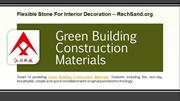 Green Building Construction Materials