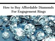 Express Your Wedding With a Quality Diamond Ring