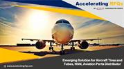 AcceleratingRFQs - Aircraft Tires & Tubes, Aviation Parts Supplier