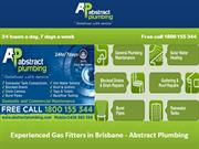 Experienced Gas Fitters in Brisbane - Abstract Plumbing