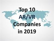 Top AR/VR Companies in India and USA 2019