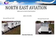 Aircraft Ground Power Unit for Sale Call (905) 795-1998