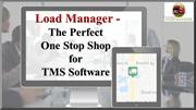 The Perfect One Stop Shop for TMS Software