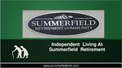 Independent Living Can Put the 'good' Back into Your Retired Life