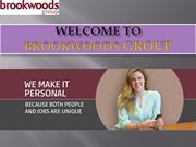 Brookwoods - Brookwoods Group Is a Perfect Fit for Your Company