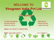 Electronic Waste Recycle in India