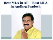 Best MLA In AP-Top MLA In Andhra pradesh