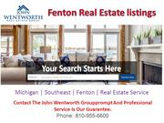 Fenton Real Estate Listings | Real Estate Listing Mi