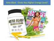 Keto Blast - Suppress Your Appetite Naturally!