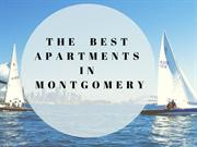 The Best Apartments in Montgomery