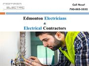 Edmonton Electricians and Electrical Contractors