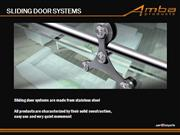 Amba Products Sliding Door Systems