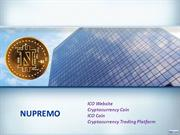 ICO Website - Cryptocurrency Coin - ICO Coin - Cryptocurrency Trading