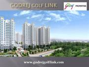 Godrej Golf links evoke
