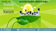 Best Air Coolers 2019 in India