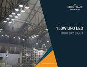 150W LED UFO High Bay Lights Online in USA