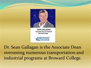 Work Effectively In A Reputed Organization By Dr.Sean Gallagan