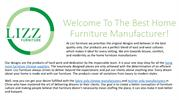 Welcome To The Best Home Furniture Manufacturer