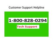 Customer Support Helpline
