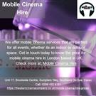 Mobile Cinema Hire - Silent Cinema Company