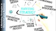 4 Marketing Strategies to Skyrocket your Business Growth