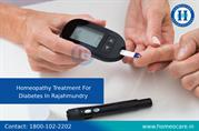 Homeopathy Treatment For Diabetes In Rajahmundry