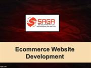 Ecommerce Website Development Hyderabad, ECommerce Web Development