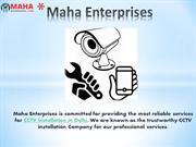 CCTV Camera in Delhi, CCTV Cameras installation