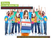 Cisco 210-260 Exam Dumps - 210-260 Exam Dumps Question Answers