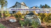 Soundview | New Homes in Federal Way, WA | Quadrant Homes