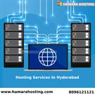Web Hosting services in Hyderabad