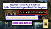 Sobha Royal Pavilion RajasthanThemed