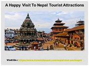 Nepal Tour Package Best Places Of Nepal