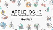 Apple release date and new features of iOS 13 in iPhone iPad