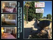 Hire Our Rooms for Spending Your Vacations at Avila Beach