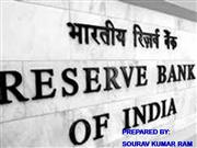 Roles of Reserve Bank of India