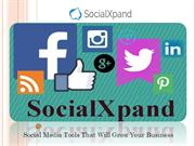 Best Social Media Opportunities for Business - SocialXpand