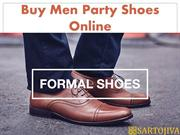 Buy Men Party Shoes online