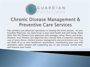 Chronic Disease Management & Preventive Care Services in Atlanta