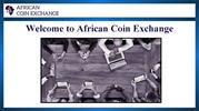Best Cryptocurrency Exchange | African Coin Exchange