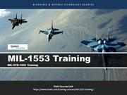MIL 1553 Training, MIL STD 1553 Training by Tonex
